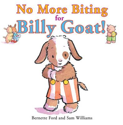No More Biting for Billy Goat! (BOK)