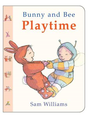 Bunny and Bee Playtime (BOK)