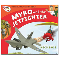 Myro and the Jet Fighter (BOK)