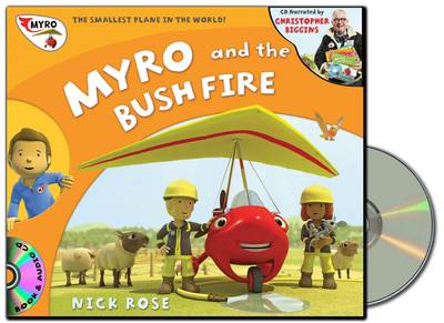 Myro and the Bush Fire: Myro, the Smallest Plane in the World (BOK)
