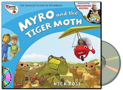 Myro and the Tiger Moth (BOK)
