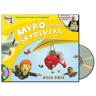 Myro and the Skydivers: Myro, the Smallest Plane in the World (BOK)