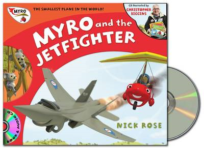Myro and the Jet Fighter: Myro, the Smallest Plane in the World (BOK)