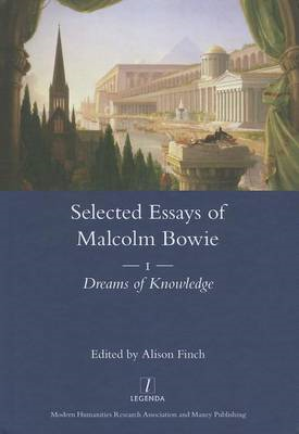Selected Essays of Malcolm Bowie (BOK)