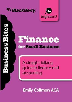 Refreshingly Simple Finance for Small Business (BOK)