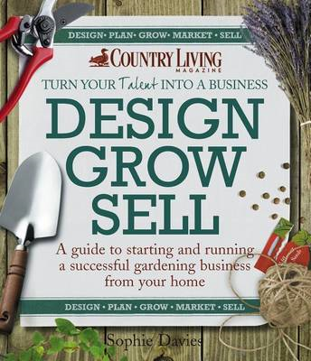 Design Grow Sell (BOK)