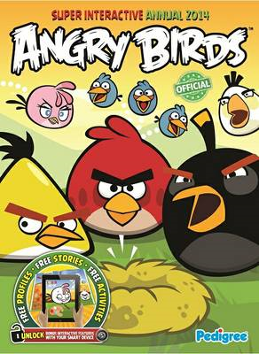 Angry Birds Super Interactive Annual: 2014 (BOK)