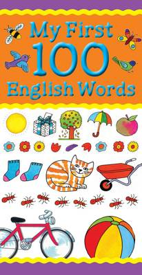 My First 100 English Words (BOK)