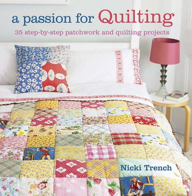 Passion for Quilting (BOK)