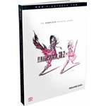 Final Fantasy XIII-2 - The Complete Official Guide (BOK)