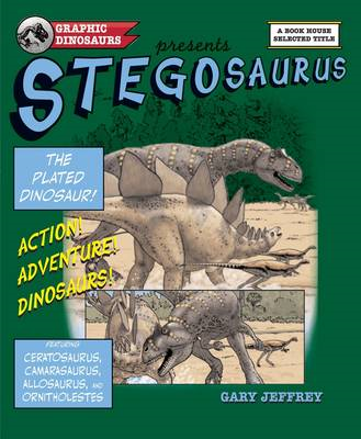 Stegosaurus - The Plated Dinosaur (BOK)