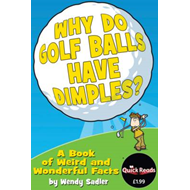 Why Do Golf Balls Have Dimples? (BOK)