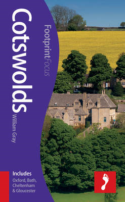 Cotswolds Footprint Focus Guide (BOK)