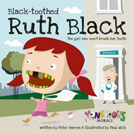 Black Toothed Ruth Black (BOK)