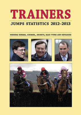 Trainers Jumps Statistics: 2012-2013 (BOK)