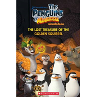 Penguins of Madagascar The Lost Treasure of the Golden Squir (BOK)