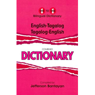 English-Tagalog & Tagalog-English One-to-one Dictionary (BOK)