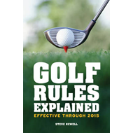 Golf Rules Explained: Effective Through 2015 (BOK)