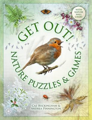 Get Out: Nature Puzzles and Games (BOK)