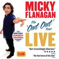 Micky Flanagan Live: The Out Out Tour (BOK)