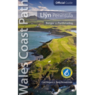 Llyn Peninsula: Wales Coast Path Official Guide (BOK)