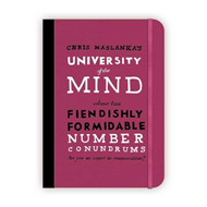 University of the Mind: Fiendishly Formidable Number Conundr (BOK)