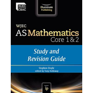 WJEC AS Mathematics Core 1 & 2 (BOK)