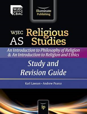 WJEC AS Religious Studies: An Introduction to Philosophy of (BOK)