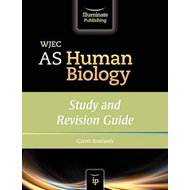 WJEC AS Human Biology: Study and Revision Guide (BOK)
