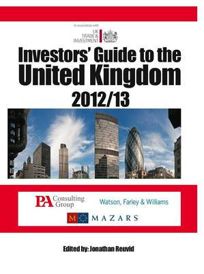 The Investors' Guide to the United Kingdom: 2012/13 (BOK)