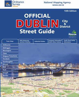 Dublin City and District Street Guide (BOK)