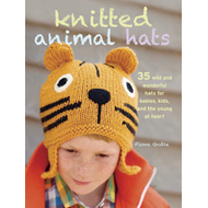 Knitted Animal Hats (BOK)