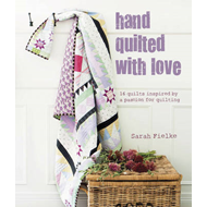 Hand Quilted with Love (BOK)
