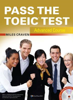 Pass the TOEIC Test Advanced Course (+Complete Audio MP3 & A (BOK)