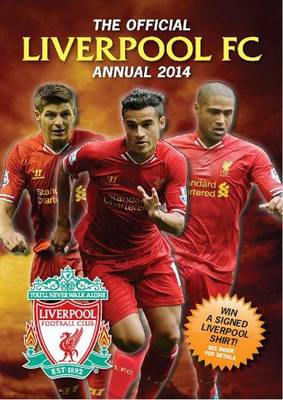 Official Liverpool FC Annual: 2014 (BOK)