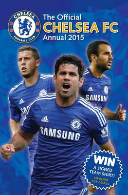 Official Chelsea FC 2015 Annual (BOK)
