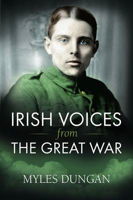 Irish Voices from the Great War (BOK)