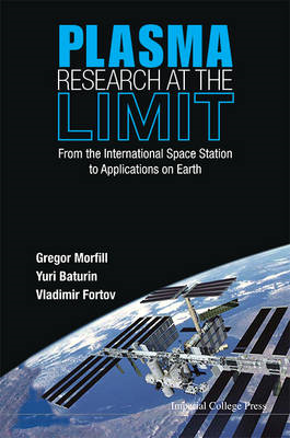 Plasma Research At The Limit: From The International Space S (BOK)