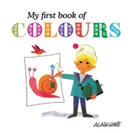 My First Book of Colours (BOK)