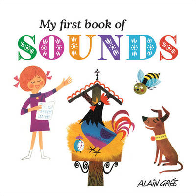 My First Book of Sounds (BOK)