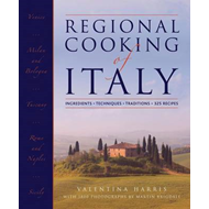 Regional Cooking of Italy: Ingredients, Techniques, Traditions, 325 Recipes (BOK)