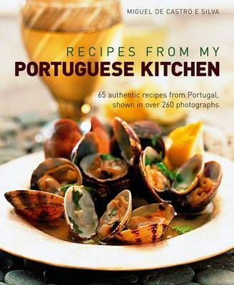 Recipes from My Portuguese Kitchen (BOK)