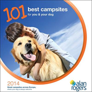 101 Best Campsites for You & Your Dog 2014 (BOK)