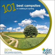 101 Best Campsites for Walking & Cycling 2014 (BOK)