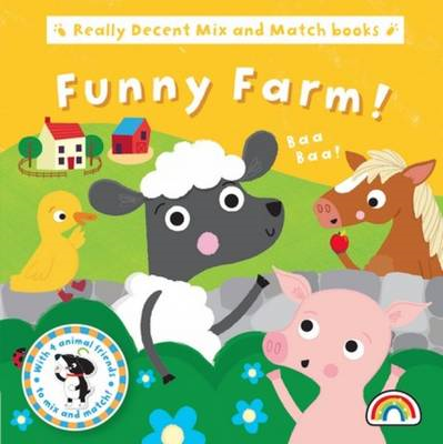 Mix and Match - Funny Farm (BOK)