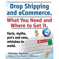 Drop shipping and ecommerce, what you need and where to get it. Drop shipping suppliers and products (BOK)
