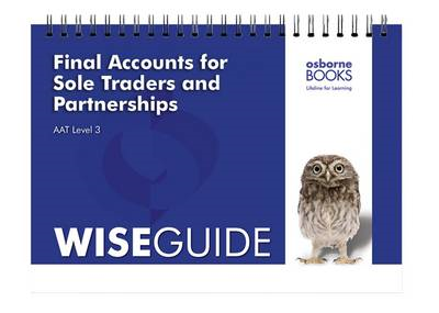 Final Accounts for Sole Traders and Partnerships Wise Guide (BOK)