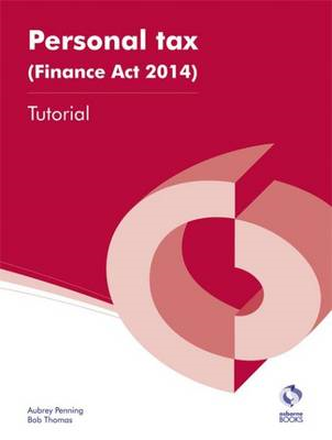 Personal Tax (Finance Act 2014) Tutorial (BOK)