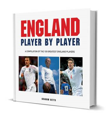 Football: England Player by Player (BOK)