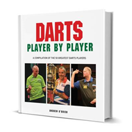 Darts: Player by Player (BOK)